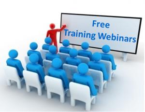 Free Training Webinars