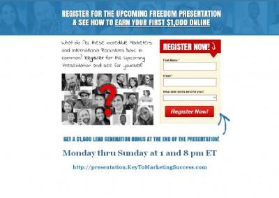 Daily Freedom Webinar