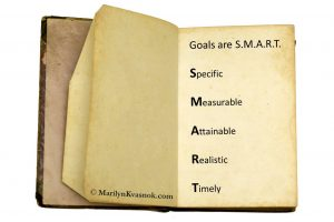 Goals Are S.M.A.R.T.