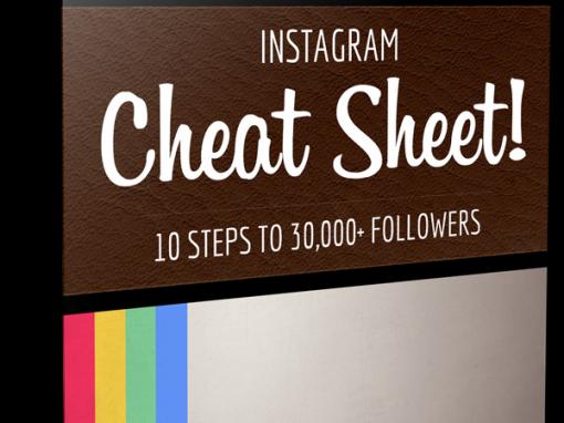 Mastery | Instagram Cheatsheet