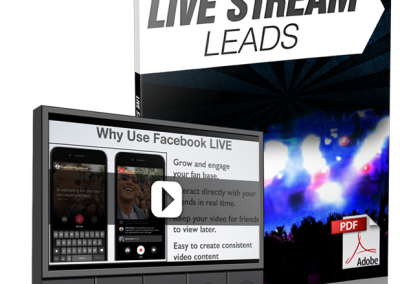 Live Stream Leads