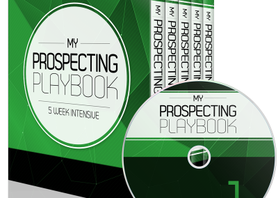 My Prospecting Playbook | Module 1