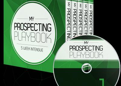 My Prospecting Playbook   Module 1