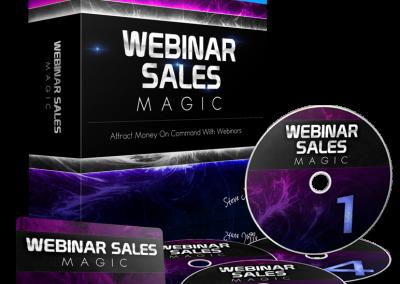 Webinar Sales Magic