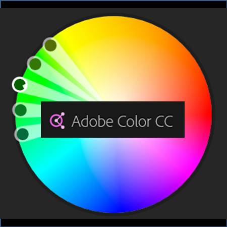 Adobe Color CC Logo