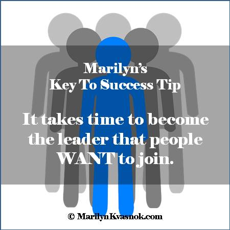 Become The Leader People Want To Join